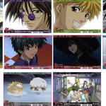 『GetBackers-奪還屋-』20周年記念!アニメイトキャンペーン開催!