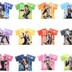『アイドリッシュセブン』フルグラフィックTシャツ(全12種)