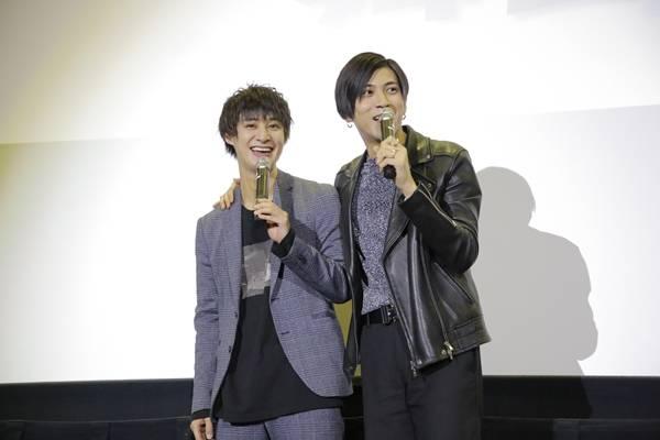 高崎翔太&井澤勇貴の舞台挨拶詳細レポート! 劇場版『えいがのおそ松さん』 画像