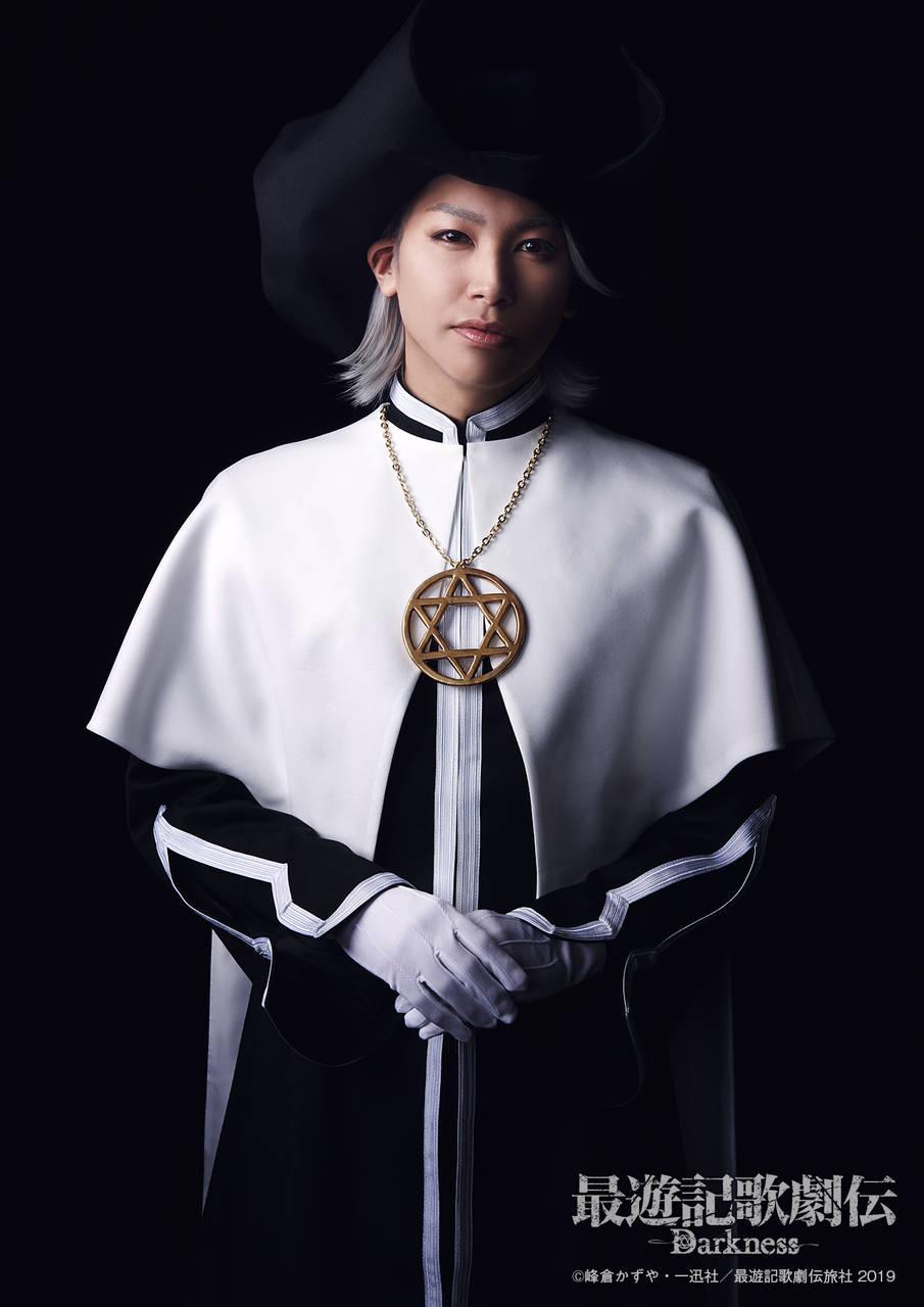 ヘイゼル=グロース役:法月康平さん