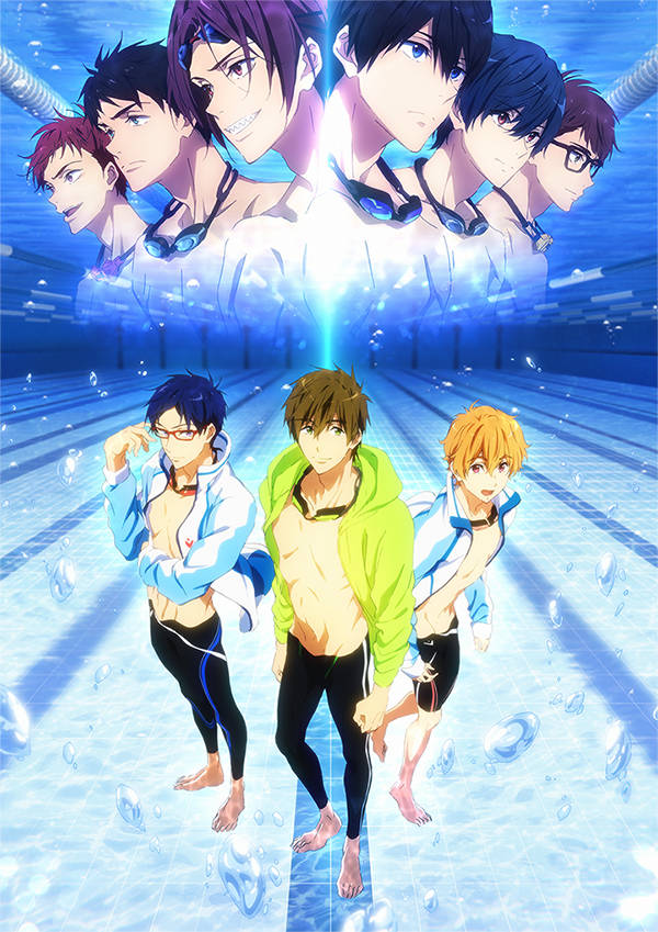 『劇場版 Free!-Road to the World-夢』画像1