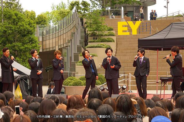 平野良、鈴木勝吾らが登場!ミュージカル『憂国のモリアーティ』公演直前SPイベントオフィシャルレポート♪