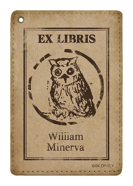 『約束のネバーランド』W・ミネルヴァのマーク フルカラーパスケース 画像