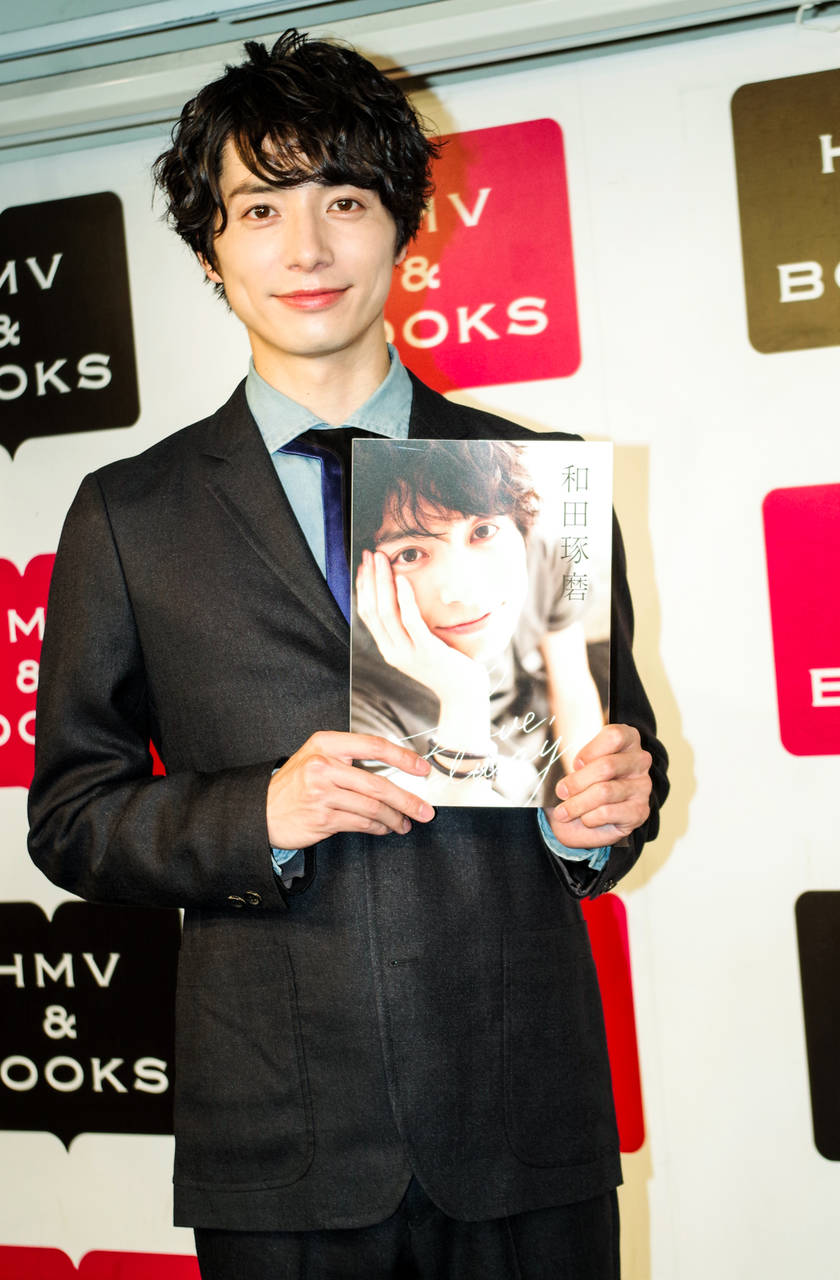 和田琢磨3rd写真集『Love,always』リリースイベント画像3
