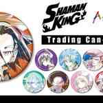 シャーマンキング_トレーディング Ani-Art 缶バッジ