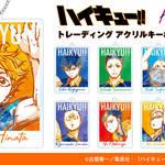 『ハイキュー!!』トレーディング Ani-Art アクリルキーホルダー vol.2