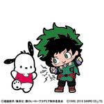 「僕のヒーローアカデミア×サンリオキャラクターズ」コラボ決定!画像1
