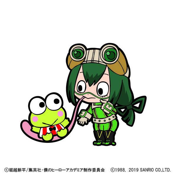 「僕のヒーローアカデミア×サンリオキャラクターズ」コラボ決定!画像6