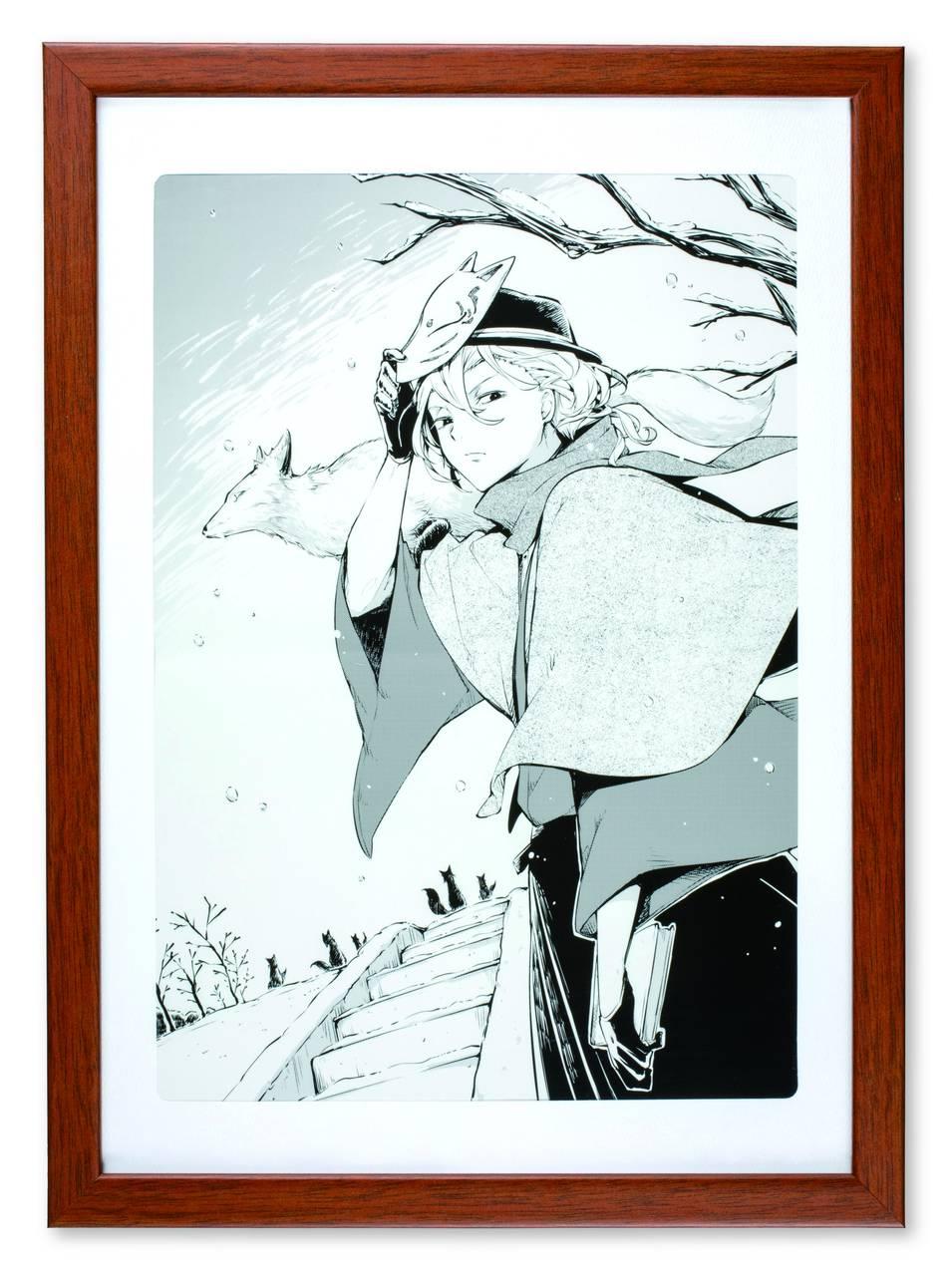 『文豪ストレイドッグス』複製原稿と中也のパーカーを入手 画像1