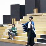 崎山つばさ主演舞台『LOOSER〜失い続けてしまうアルバム〜』稽古場レポート 画像2