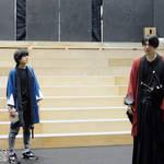 崎山つばさ主演舞台『LOOSER〜失い続けてしまうアルバム〜』稽古場レポート 画像4