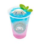 シナモンのピンクレモン カルピスソーダ (650円)