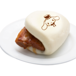 シナモンの角煮パオ (550円)
