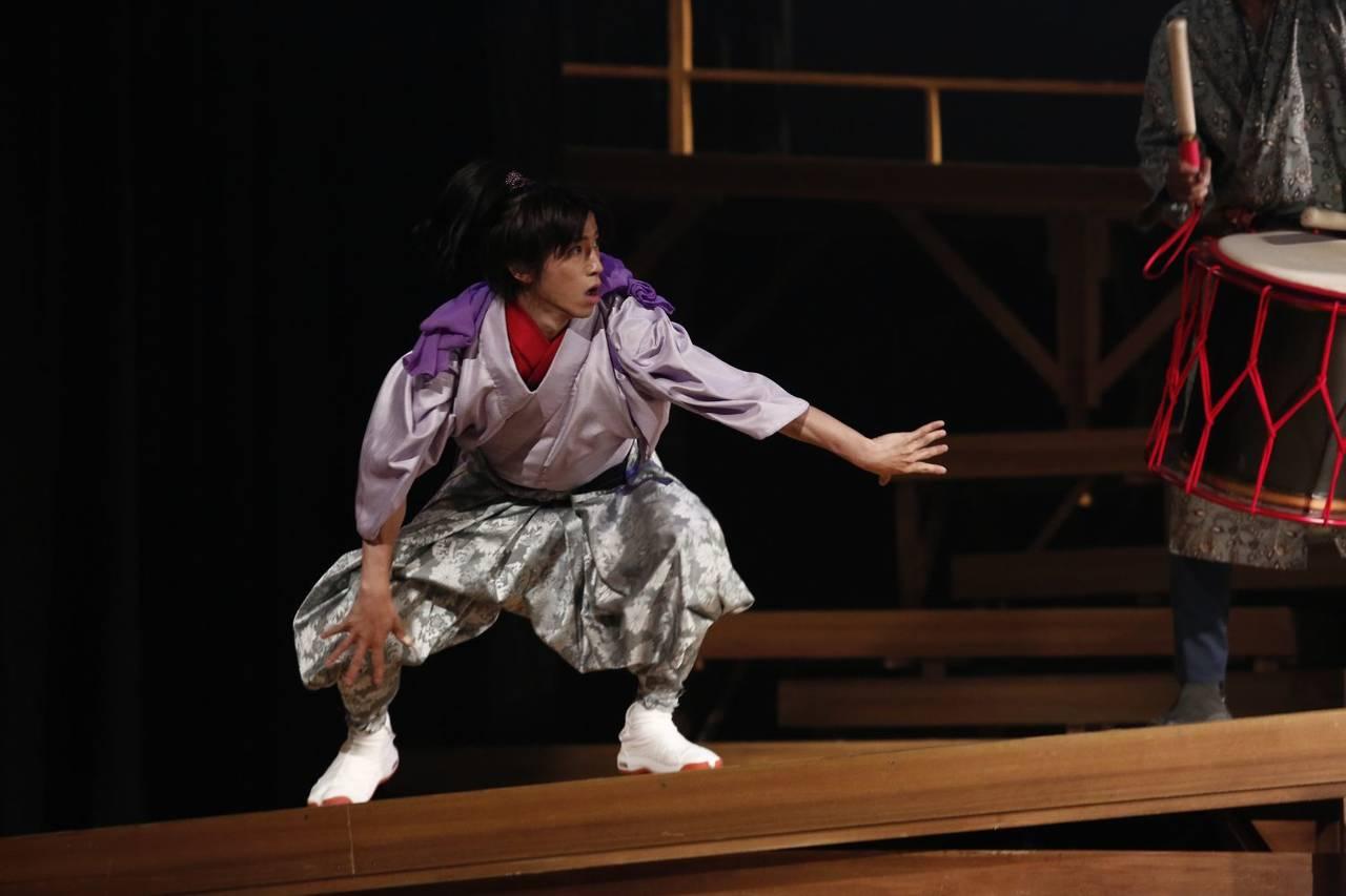 山本亮太・原嘉孝W主演舞台『桃山ビート・トライブ~再び、傾かん~』初日公演レポート numan19