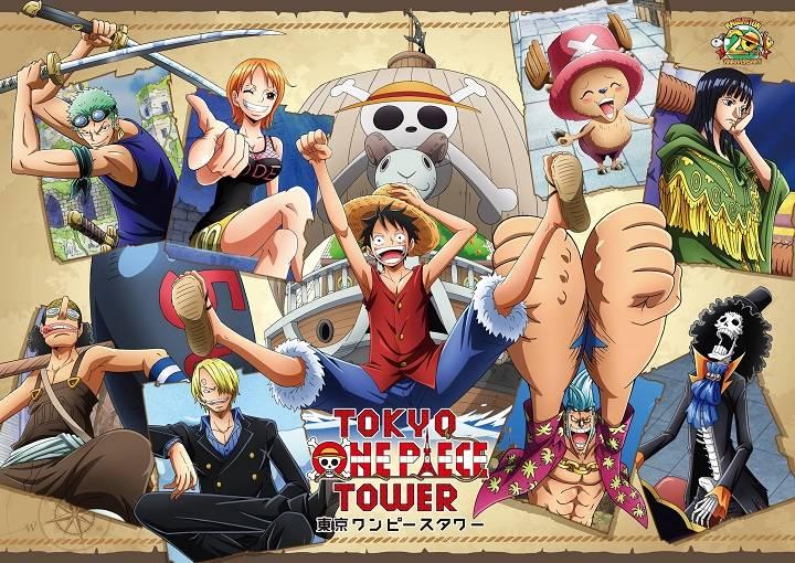 東京ワンピースタワー「Cruise History」 画像5