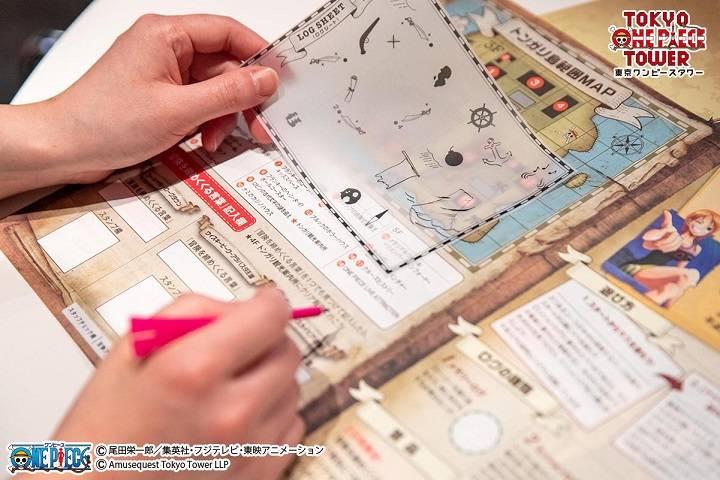 東京ワンピースタワー「Cruise History」 画像7