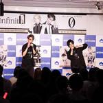 田所陽向&千葉瑞己、infinit0による1stミニアルバム「0(ゼロ)」制作記念イベントに登壇!2