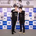 田所陽向&千葉瑞己、infinit0による1stミニアルバム「0(ゼロ)」制作記念イベントに登壇!5
