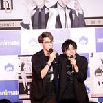 田所陽向&千葉瑞己、infinit0による1stミニアルバム「0(ゼロ)」制作記念イベントに登壇!9