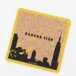 『BANANA FISH』カップスリーブ&コースターセット6