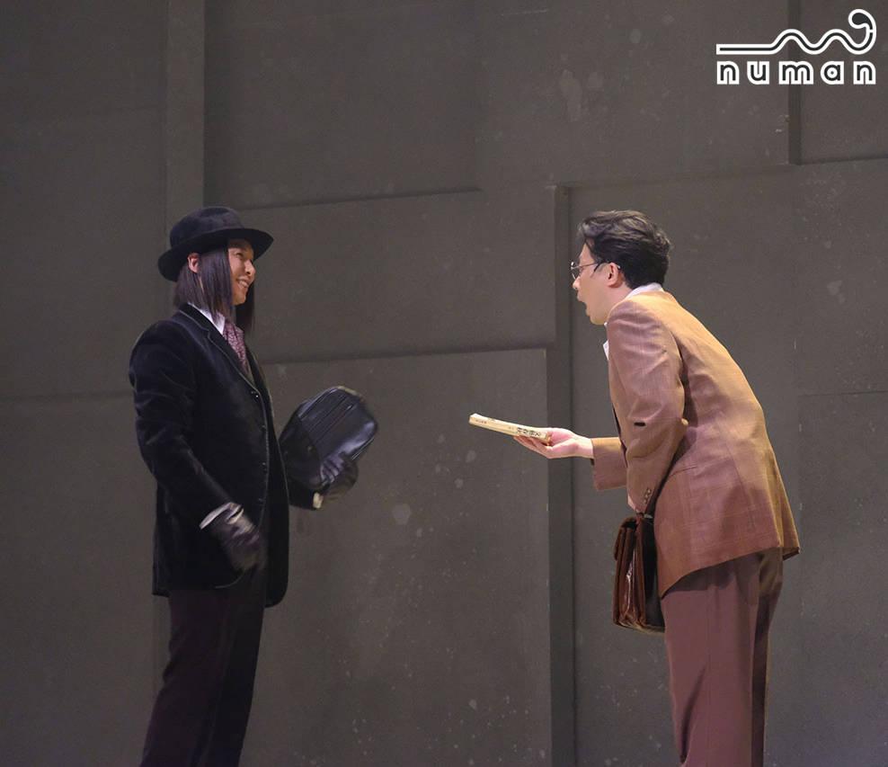 橘ケンチ主演舞台『魍魎の匣』ゲネプロレポート 画像3