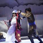 陳内将&菊池修司│舞台『紅葉鬼』ゲネプロレポート 画像2