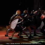舞台『刀剣乱舞』慈伝 日日の葉よ散るらむ ゲネプロレポート! 本丸に加わった新たな仲間とは!?  写真画像 numan11