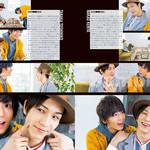 2.5次元ダンスライブ「S.Q.S」公式ビジュアルブック『CAST × TRIBUTE 2019』好評発売中3
