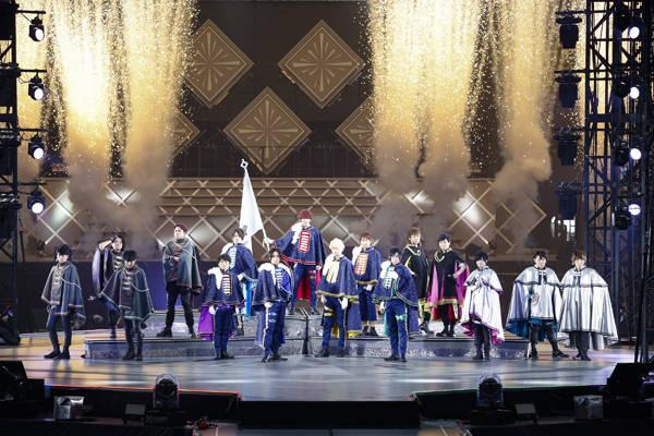 『アイドリッシュセブン 2nd LIVE「REUNION」』オフィシャルレポート2