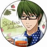 『黒子のバスケ』緑間真太郎の描き下ろしイラストを使用したバースデーセット、7月7日より受注開始7