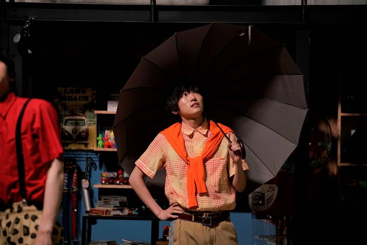『テレビ演劇 サクセス荘』第1回 場面写真3