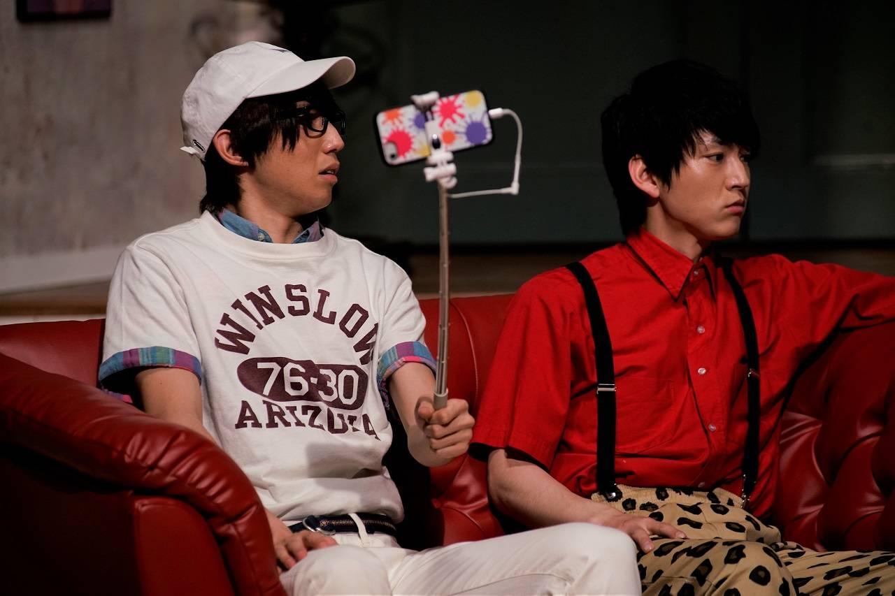 『テレビ演劇 サクセス荘』第1回 場面写真7