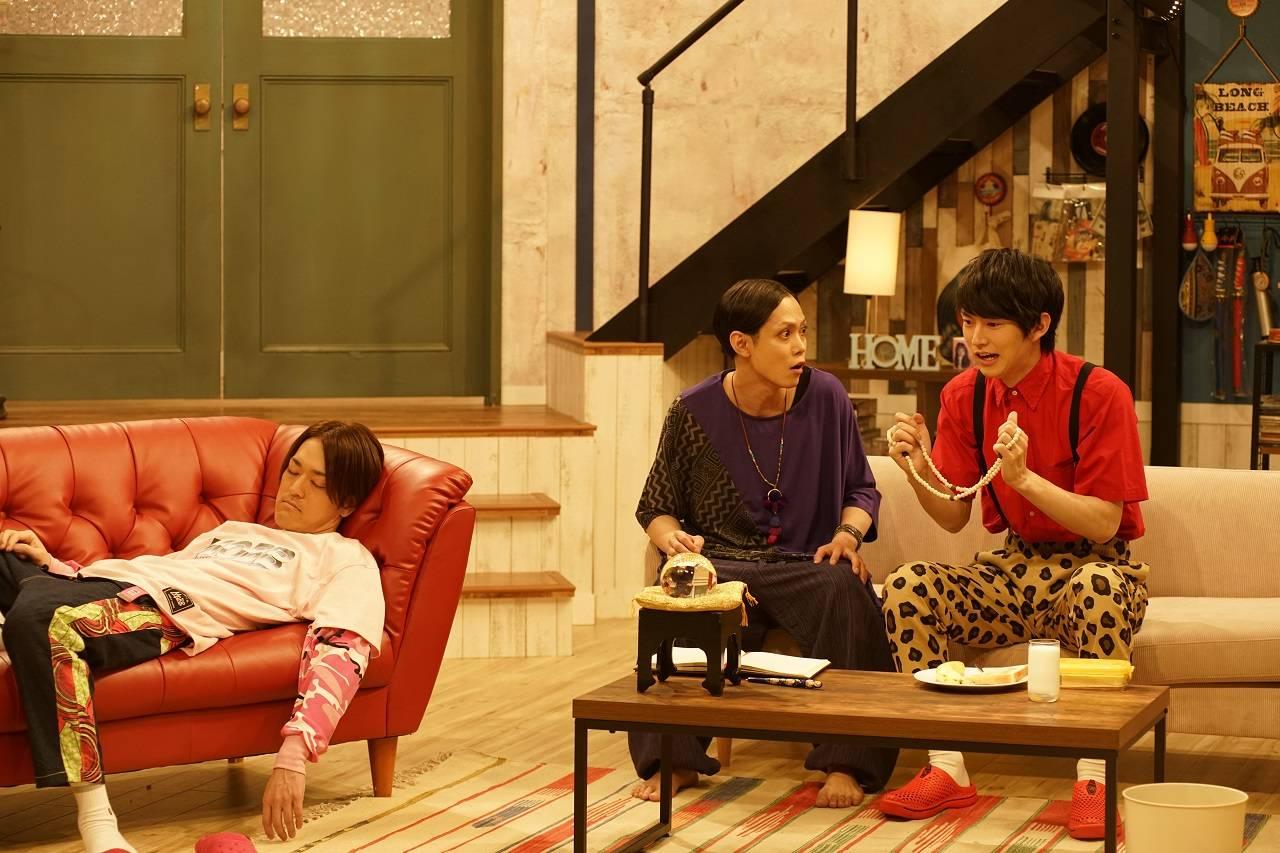 『テレビ演劇 サクセス荘』第1回 場面写真9