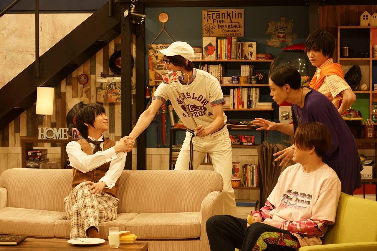『テレビ演劇 サクセス荘』第1回 場面写真12