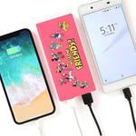 ミッキー、アリス、アリエル、そしてピクサーの人気キャラクターのモバイル充電器が新発売!2