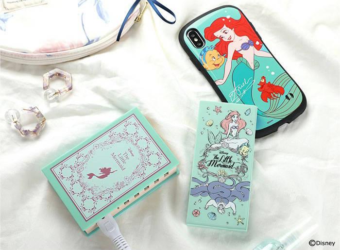 ミッキー、アリス、アリエル、そしてピクサーの人気キャラクターのモバイル充電器が新発売!6