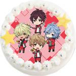 『星鳴エコーズ』オリジナルキャラクターケーキ受注販売