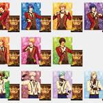 あんさんぶるスターズ!×うたの☆プリンスさまっ♪ Shining Live クリアファイル2