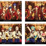 あんさんぶるスターズ!×うたの☆プリンスさまっ♪ Shining Live 布ポスター
