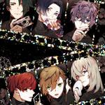 """『華Doll*』CD1stシーズン2巻「Boxed」ティザービジュアル解禁!Anthosが手に持つ""""アイテム""""に注目…!?"""