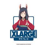 XLARGE、XLARGE/X-girl × サマーウォーズ1
