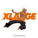 XLARGE、XLARGE/X-girl × サマーウォーズ3