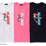 XLARGE、XLARGE/X-girl × サマーウォーズ5