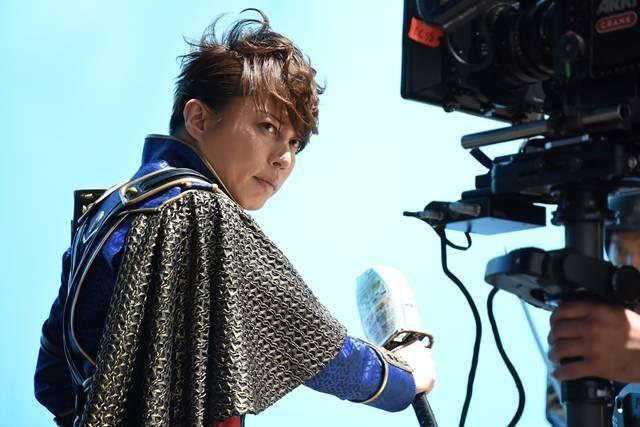 【エステー】消臭男士。西川貴教。~消臭力新CM「CM消臭力」編を制作~写真2