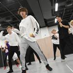 KYOTO SAMURAI BOYS 公開稽古実施! 福澤侑、里中将道、泰江和明コメント発表 写真画像numan3