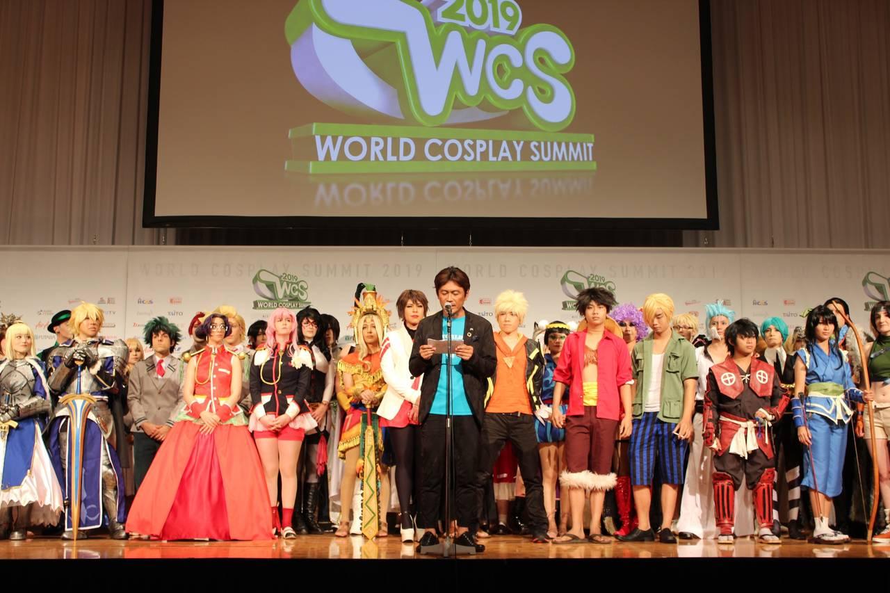 「世界コスプレサミット2019」ついに開幕!世界40カ国のトップコスプレイヤーが東京に集結