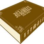 ▲ナムコ限定景品8種と10月登場予定のルフィとサボのワールドコレクタブルフィギュアが入った、世界に100セットしかない「ワーコレ収納BOX」。 全てシリアルナンバー入り! サイズ:345×280×100mm