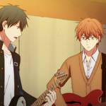 ノイタミナアニメ『ギヴン』第4話の先行カットが解禁!2