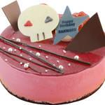 黒崎蘭丸バースデーケーキ1