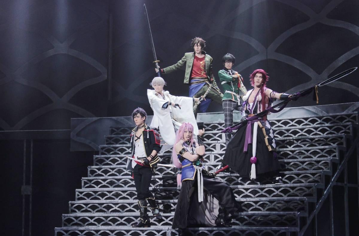 ミュージカル『刀剣乱舞』 ~葵咲本紀~ ゲネプロ写真を公開!写真1